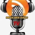 Logo da emissora Mídia Web Rádio