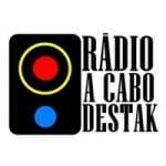 Logo da emissora Rádio a Cabo Destak
