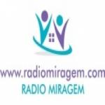 Logo da emissora Rádio Web Miragem