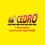 Logo da emissora Rádio Alô Cedro