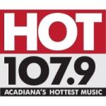 Logo da emissora Radio KRKA Hot 107.9 FM