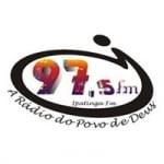 Logo da emissora Rádio Ipatinga 97.5 FM