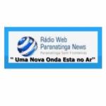 Logo da emissora Rádio Web Paranatinga News