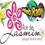 Logo da emissora Rádio Flor Jasmin