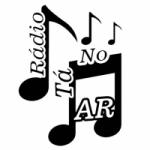 Logo da emissora Rádio Tá No Ar