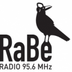 Logo da emissora Rabe 95.6 FM