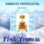 Logo da emissora Porta Formosa FM