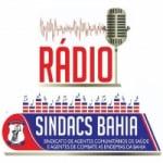 Logo da emissora Rádio Sindacs Bahia