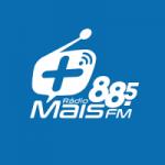 Logo da emissora Rádio Mais 88.5 FM