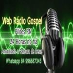 Logo da emissora Web Rádio Gospel Pilões