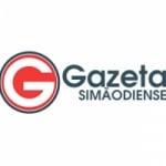 Logo da emissora Gazeta Simãodiense