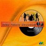 Logo da emissora Web Rádio Saudade