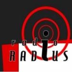 Logo da emissora Radius 96.9 FM