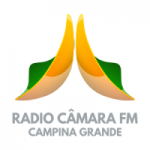 Logo da emissora Rádio Câmara CG