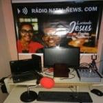 Logo da emissora Radio Natal News Gospel