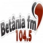 Logo da emissora Betânia FM