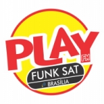 Logo da emissora Play FM Funk
