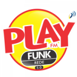 Logo da emissora Play Funk 5.0