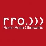 Logo da emissora Rottu Oberwallis 102.2 FM