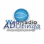 Logo da emissora Web Rádio AD Utinga