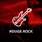 Logo da emissora Rouge Rock