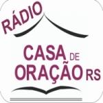 Logo da emissora Rádio Casa de Oração RS