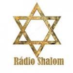 Logo da emissora Rádio Shalom