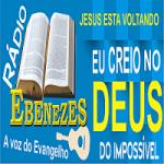 Logo da emissora Rádio Ebenezes