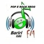 Logo da emissora Bariri FM Friburgo