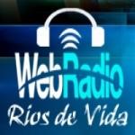 Logo da emissora Web Rádio Rios de Vida