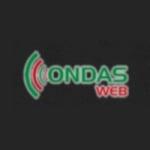 Logo da emissora Ondas Web