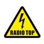 Logo da emissora Top 102.8 FM