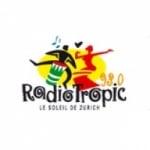 Logo da emissora Tropic 93 FM