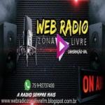 Logo da emissora Rádio Web Zona Livre