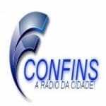 Logo da emissora Rádio Confins