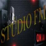 Logo da emissora Studio FM