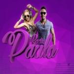 Logo da emissora Rádio Paula