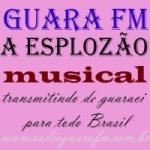 Logo da emissora Rádio Guara
