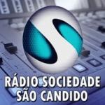 Logo da emissora Rádio Sociedade São Candido