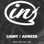 Logo da emissora Rádio IN Light Adulta