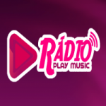 Logo da emissora Rádio Play Music