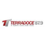 Logo da emissora Rádio Terra Doce 87.9 FM