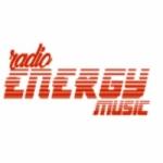 Logo da emissora Rádio Energy Music