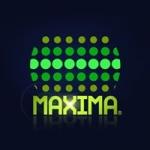 Logo da emissora Radio Maximá 94.9 FM
