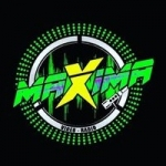 Logo da emissora Radio Maxima 107.1 FM