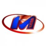 Logo da emissora Radio Maxima 99.1 FM