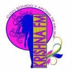 Logo da emissora Radio Krishna FM Antofagasta