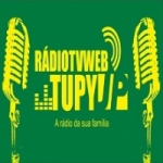 Logo da emissora Rádio Tupy JP