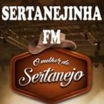 Logo da emissora Sertanejinha FM