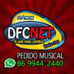 Logo da emissora Rádio Dfcnet
